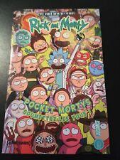 Rick and Morty - Free Comic Day France - Adult Swim / Hi Comics