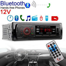 New Car Stereo Audio In-Dash Receiver MP3 Player SD USB AM FM AUX Radio Remote