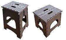 faltbarer Klapphocker / Klapptritt / Fußbank / Triffstufe / Falthocker 150 kg