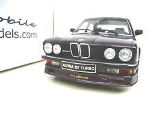 1:18 Otto Mobile BMW e28 Alpina B7 Turbo OT152 NEW SHIPPING FREE Worldwide