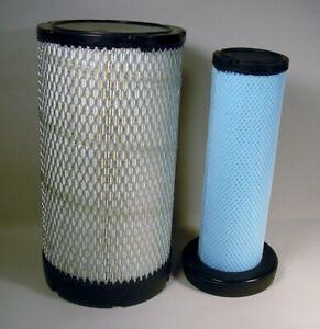 For Bobcat Air Filter Set S220 S250 S300 S330 Sk Str Inner Outer 6698057 6698058