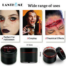 Halloween Blood Fake Wounds Fake Blood Bruises Body Painting Scars Trend Makeup
