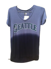 New Era Seattle Mariners Official MLB Woman's t-shirt- Awesome Shirt! NWT- $35