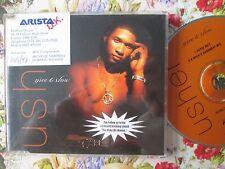 Usher – Nice & Slow Label LaFace Records – NICE 12  Promo  CD single