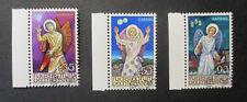 Liechtenstein Michel-Nr. 910-912 o gestempelt - Weihnachten 1986