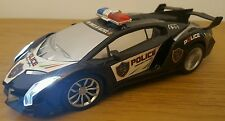 POLICE CAR LAMBORGHINI VENENO GRAVITY SENSOR Remote Control Car 1.20 FAST SPEED