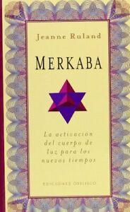 Merkaba (Cartoné) (METAFÍSICA Y ESPIRITUALIDAD)