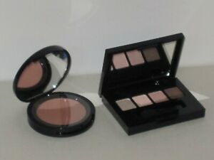 ESTEE LAUDER SET X 2 MINIS ( EYESHADOW x 4+ LIM EDITION ALL OVER SHIMMER) NEW!