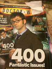 DOCTOR WHO --OCTOBER 15TH, 2008  MAGAZINE