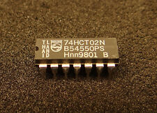 74HCT02N Quad 2 Input OR Gate - 14 Pin DIP  -  QTY of 4 IC's