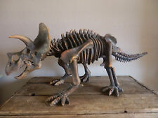 Large Dinosaur Skeleton Fossil Unusual Focal Display Piece Model