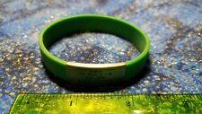 New RoadId Wrist Id Slim Sample Unit Green Color Size Large Road Id