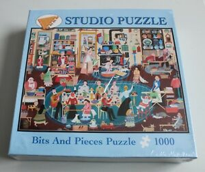 Rosebee: Saturday Night 1000 Piece Puzzle Featuring the Art of Frank J Meile NIB