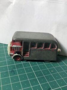 Bus Bertie Thomas the Tank Engine & Friends 2002 Gullane Die-cast Toy