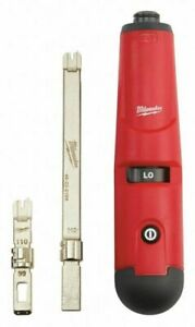 Milwaukee 48-22-2165 Punchdown Tool with Extended Blade