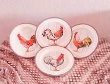 Roosters Chicken Kitchen Wall Decor Roosters Farmhouse Plaques For Kitchen
