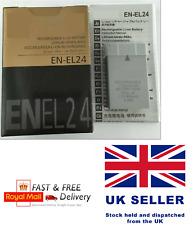 Nikon EN-EL24 Li-ion Battery for Nikon camera  1 J5 Digital UK SOTCK