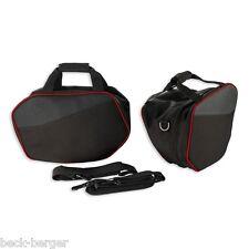 DUCATI Koffer Innentaschen Taschen Saddlebag Liners MULTISTRADA 1200 2015 NEU !!