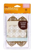 Cricut Cuttlebug Cut & Emboss Die FLOWER LAYER