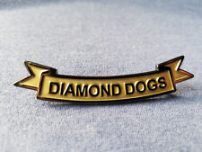Metal Gear Solid Pin Diamond Dogs Legendary Soldier S++ Rank