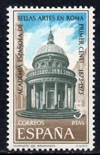 SPAGNA Gomma integra, non linguellato 1974 sg2241 100th ANNIVERSARIO DELL'ACCADEMIA SPAGNOLA PER BELLE ARTI