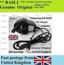 Genuine Samsung AA-MA9 AC Power Adapter HMX-U10 DV U15 U20 H200 H204 DV H205