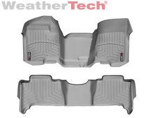 WeatherTech FloorLiner - Chevrolet Tahoe - OTH - Hybrid - 2011-2014 - Grey