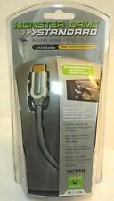 Monster Cable 1080p Xbox 360 High Quality Gaming HDMI
