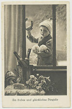 AK un joyeux et heureuse du nouvel an (v918)