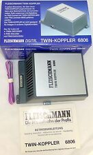 Fleischmann 6806 Digital TWIN-Koppler FMZ NEU OVP  #LA2 µ*