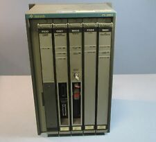 Gould AS-P930-004 PC0984 Programmable Controller AS-984B-164 W/ Cards Used