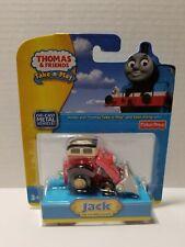 Thomas & Friends Diecast JACK Metal Take Along N Play - NEW