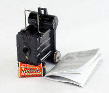 Universal Univex Model A with one roll of Black & White outdated film
