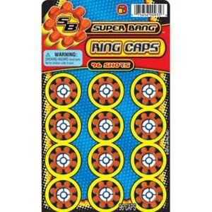 SUPER BANG RING CAPS 96 COUNT
