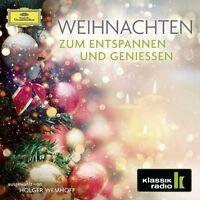 WEIHNACHTEN (KLASSIK-RADIO-SERIE)-GARANCA/WUNDERLICH/PINNOCK/TERFEL/  2 CD NEU