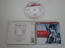 RICHARD WAGNER/SIEGFRIED - JUNG, MCINTYRE,...(LYRICA LRC 01050 DDD) CD ALBUM