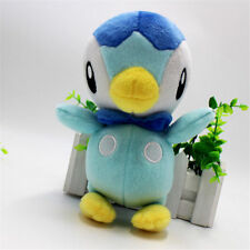 Lovely 15cm/6inch Pokemon Plush Toys Pocket Monster Piplup Children's Gift Toy