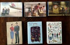 China airlines Playing Cards Flight Crew Series 6 sets New