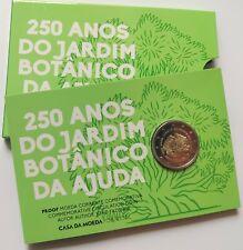 "Portugal 2 euro 2018 ""Jardin Botanique"" PP/PROOF"