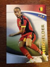 2014 Futera World Football Soccer Card - Belgium WITSEL Mint
