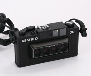 NIMSLO 3D, JAPAN, 30/5.6 QUADRA, COUPLE OF SMALL ISSUES/216323