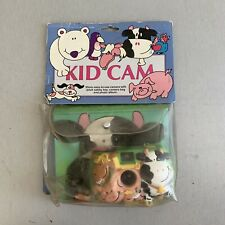 Kid Cam Farm Animals Camera Vintage Satter