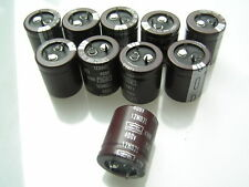 Nippon Chemicon KMM400VS151M 25X30T2 Capacitor 150UF 400V 105'C 10 Pieces OL0621