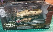 1/32 Forces of Valor German Sd. Kfz. 251/1 Hanomag by Unimax