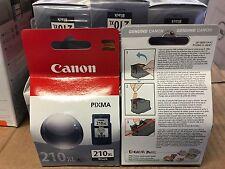 ➨☆➨☆ Canon PG-210XL Black Ink Cartridge (MP480) 2973B001 NEW SEALED!➨☆➨☆➨☆➨☆
