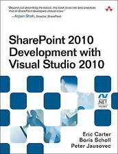 SharePoint 2010 Development with Visual Studio 2010 (Microsoft Windows Developme