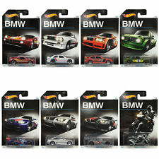 Mattel BMW Diecast Rally Cars