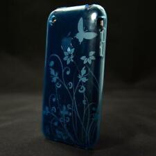 Handyhülle Apple Iphone 3 3G 3GS TPU Silikon Schutzhülle Cover Hülle Case Türkis