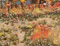 BUSCH 1224; Paysage d'automne H0 NOUVEAU & VINTAGE