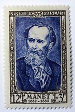 Frankreich Prominente Briefmarke Neu n°931 MNH Edouard Manet B4